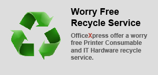 Worry free recycling
