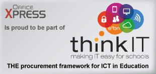 Schools can register for the Think IT Shop