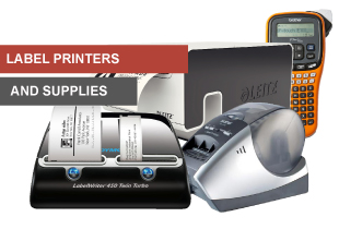 Label Printers and Supplies